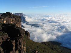 Mount Roraima, Guyana, Venezuela