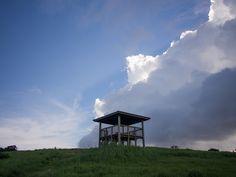 2013.07.14 長崎・生月島、牧場の公園