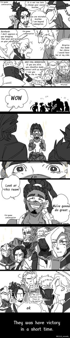 See more 'Overwatch' images on Know Your Meme!