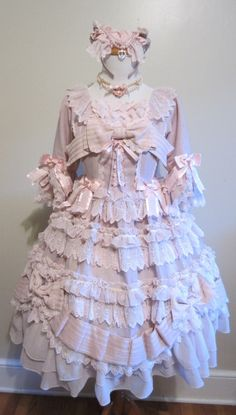 Baby the Stars Shine Bright Princess Cornelia OP + Headbow « Lace Market: Lolita Fashion Sales and Auctions