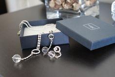 With Pearls: Kalevala Jewelry