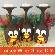 Nice Top Fall Projects for Friday #crafts #DIY
