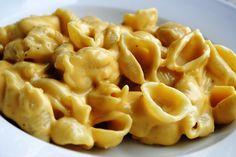 Homemade Shells & Cheese