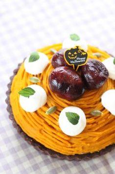 「かぼちゃと栗のタルト」chihiro   お菓子・パンのレシピや作り方【corecle*コレクル】