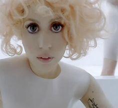 gaga doll eyes ♡