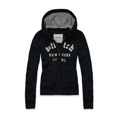 Ambercrombie and Fitch. Really cute jacket, i want it.
