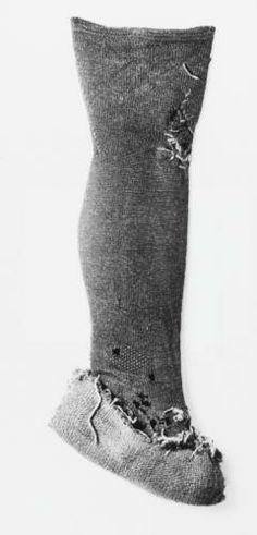 Gunnister man Stocking