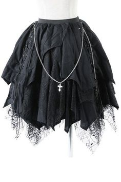 This is so so so so so so gorgeous - without the cross I would so wear it
