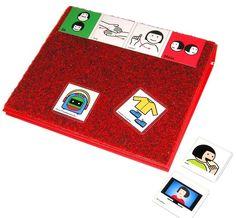 Gebrauchsfertige Kommunikationsbücher mit METACOM: http://www.bild-boxen.de/kommunikationsbuch-1.html