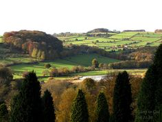 view of Wyver lane pond from Belper cemetry | Flickr - Photo Sharing!
