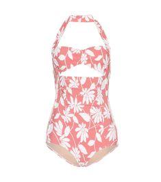 MIU MIU Cloqué swimsuit