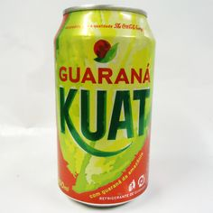 Kuat Com Guaraná Da Amazônia