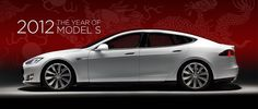 Tesla Model S (I've kept an eye on this company since its inception. They are the future)