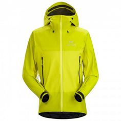 Arc'teryx Beta SL Hybrid Jacket, men's, Fall 2018 colors of discontinued model (free ground shipping) :: Waterproof Shell Jackets, men's :: Jackets :: Clothing The North Face, Gore Tex Fabric, Pacific Crest Trail, Jackets Online, Hooded Jacket, Jacket Men, Underwear, Tops, How To Wear