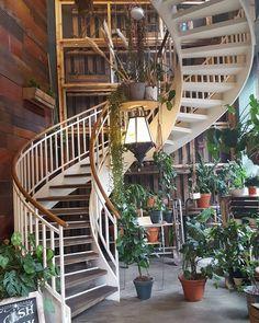 Jeder der jemals nach einem Ort zum Brunchen in Berlin gesucht hat ist wahrscheinlich über diese berühmt-berüchtigte Wendeltreppe gestolpert. Die gehört zum @houseofsmallwonder wo es leckere Onigiri und mehr gibt. #berlin #kiezcouture #houseofsmallwonder #houseofsmallwonderberlin #staircase #treppe #visit_berlin #berlinvibes #berlinfood #foodvergnügen #foodie #foodieberlin #brlnfood #foodiesinberlin #foodporn #berlinfoodstories #foodlover #foodberlin #berlinfoodie #foodspots_berlin…