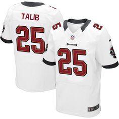 846bcaf7b NFL Tampa Bay Buccaneers  25 Aqib Talib Elite White Men Jersey