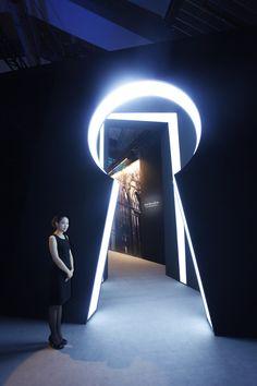 2011 Vertu Constellation Launch Shanghai on Behance