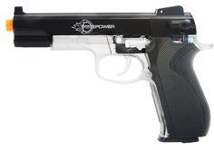 Firepower .45 FPS-280 Airsoft Spring Pistol