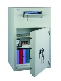 Sistema de depósito de efectivo en tolva adaptable a todos los modelos Zephir con grados 1/2/3/4/5 EN1143-1.   Hartmann Tresore el mejor en seguridad ggea@coffrehartmann.fr