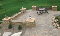 """Anchor™ 6"""" Highland Stone® Freestanding Wall 
