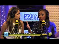 "Chasing Maria Menounos After Show Season 1 Episode 1 ""Tick, Tock, Biolog..."