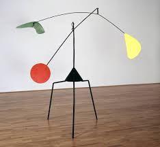 """Résultat de recherche d'images pour """"mobile de Calder"""""""