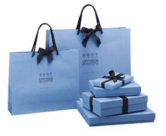 Smythson Packaging