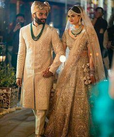 Wedding Dresses For Girls, Bridal Dresses, Monsoon Wedding, Bridal Lehenga Collection, Groom And Groomsmen Attire, Bride Groom, Indian Bridal Outfits, Mehendi Outfits, Vogue Wedding