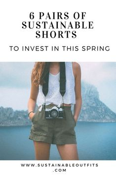 6 Pairs of Sustainable Shorts to Invest in this Spring