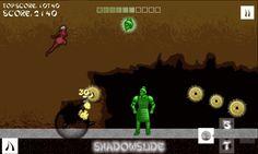 Jade Run gameplay by @uncledev #gamedev #indiedev #animation http://uncledev.itch.io/jade-run