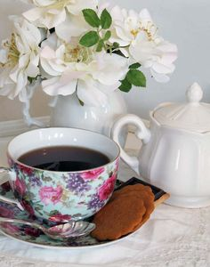 Для англичан чай с лимоном