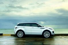 All new Range Rover Evoque 2015