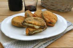 Melanzane in carrozza