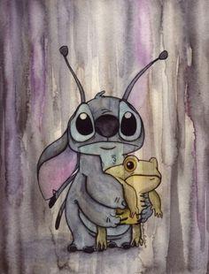 Disney's Stitch