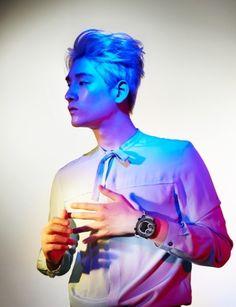 koreanmodel: Kim Ki Beom for Youngsterna 2017 campaign