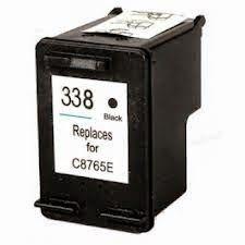 Comprar cartuchos Tóner y Tintas compatibles. inkPrinted: Tinta compatible hp n 338 xl c8765ee negro - Tinta...