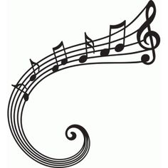 I think I'm in love with this design from the Silhouette Design Store! Guitar Painting, Music Painting, Silk Painting, Cute Food Drawings, Music Drawings, Picture Borders, Violin Art, Tattoo Templates, Note Tattoo