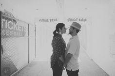 NY engagement session • Coney Island • Brazilian Photographer • Krisiele Oliveira Photography
