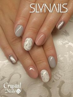 Manucure Pour plus -> anais_Fbg Shellac Nails, Acrylic Nails, My Nails, Nail Polish, Fancy Nails, Trendy Nails, Cute Nails, Colorful Nail Designs, Nail Art Designs