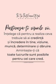 #citate #citatezilnice #citatepozitive #citatemotivationale #citateinspirationale #fiiceamaibunaversiuneata #visuri #succes #motivatie #inspiratie #dezvoltarepersonala #femeiputernicecitate #femeiaambitioasa #femeiaindependenta