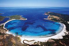 Rondinara Beach, Corsica )