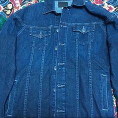 True religion oversized Jean jacket Brand new jacket, good price 100% authentic True Religion Jackets & Coats Jean Jackets