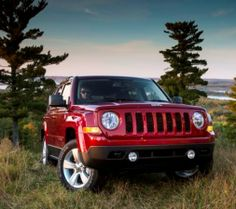 Three Best AWD Cars by AutoTrader :2014 Jeep Patriot