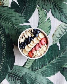 Acai, an antioxidant-rich fruit grown in the Brazilian rain forest, is a healthy way to add color to your diet.