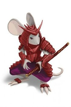 Mouse Guard East