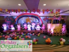 1st Birthday Party Organisers