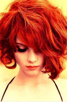 fili-di-ginger:  Rosso di mattina…