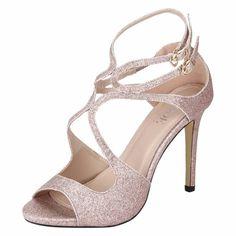 Different Type of Trending Sandal Heels for Women - Trendsuni Stiletto Pumps, Peep Toe Heels, Wedge Heels, Types Of Sandals, Types Of Heels, Pencil Heels, Casual Heels, Trends, Fashion Sandals