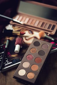 Fall Makeup // Zoeva Cocoa Blend Palette // Inlovewith
