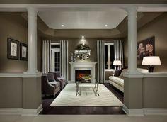 Living Room - Monochromatic Neutrals